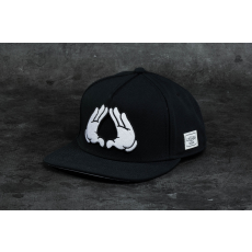 Cayler & Sons WL Brooklyn Classic Cap Black/ White