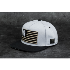 Cayler & Sons WL Blessed Cap Grey/ Black/ Gold