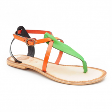 Gioseppo 23296-06 GREEN/ORANGE