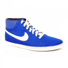 Nike NIKE EASTHAM MID TXT G GAME ROYAL/WHITE-MIDNIGHT NAVY