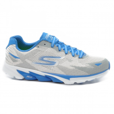 Skechers 53996/WBL WHITE/BLUE