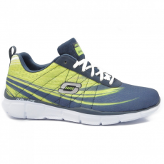 Skechers 51507/NVLM NAVY/LIME