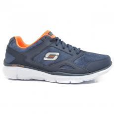 Skechers 999669/NVOR NAVY/ORANGE