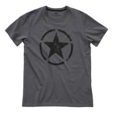 Alpha Industries Star T - greyblack