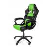 Arozzi Monza Gamer szék - Fekete-Zöld