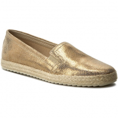 Tamaris Espadrilles TAMARIS - 1-24644-28 Gold Metallic 956
