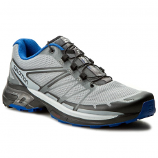 Salomon Cipők SALOMON - Wings Pro 2 394717 28 W0 Monument/Black/Nautical Blue