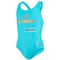Speedo Strój kąpielowy Speedo Hydro Flash Junior 8-07889B116