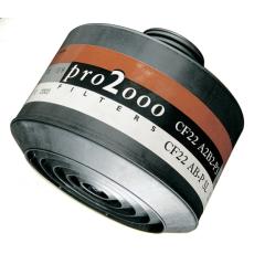 Scott CF22-A2B2P3 szabványos, zsinórmenetes Pro2000-es kombinált szűrő CF22A2B2P3