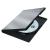 FELLOWES DVD-tok, normál, 1 lemez, PP, FELLOWES, fekete (5db/csom) IFW83357