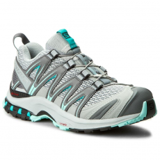 Salomon Cipők SALOMON - Xa Lite W 393309 20 V0 Quarry/Quiet Shade/Deep Peacock Blue