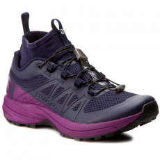 Salomon Cipők SALOMON - Xa Enduro W 392419 20 G0 Evening Blue/Grape Juice/Black