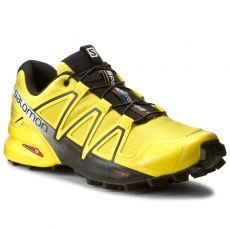 Salomon Cipők SALOMON - Speedcross 4 392400 28 V0 Epire Yellow/Black/Black