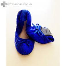 Scholl Pocket Balerina cipő királykék 1 pár + 1pár ajándék!
