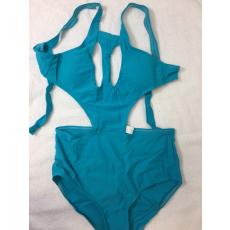 Kék egyrészes fürdőruha-L méret