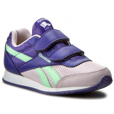 Reebok Cipők Reebok - Royal Cljog 2 2V BD4016 Purple/Shell Purple/Green