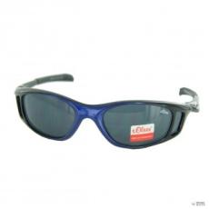 Napszemüveg s.oliver napszemüveg 2133 C2 dk. kék/fekete