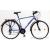 CSEPEL Traction 100 Kék Matt 21S 2016 28/21 Férfi Trekking Kerékpár