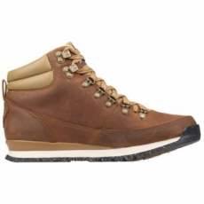 The North Face Back to Barkeley Redux Leather Barna Férfi Bakancs, 40 (T0CDL0NSH R.40)