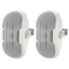 Monacor MKS-248/WS hangfal (pár), fehér