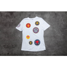 Stamps T-Shirt White