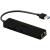 I-TEC USB 3.0 HUB Slim 3 port adapter + GLAN