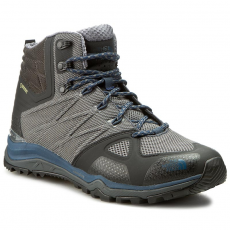 The North Face Bakancs THE NORTH FACE - Ultra Fastpack II Mid Gtx T0CDL8TJR Zinc Grey/Shady Blue