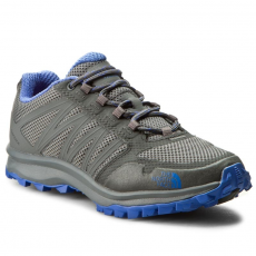 The North Face Bakancs THE NORTH FACE - Litewave Fastpack T92Y8ZTJG Zinc Grey/Amparo Blue