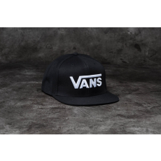 Vans Drop V Snapback Black-White