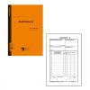 SZÁLLÍTÓLEVÉL SZÁLLÍTÓLEVÉL A5 25X4 LAPOS B.10-70/A/VX/S 20DB/CSOMAG