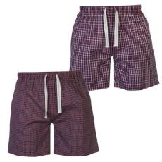 Lee Cooper férfi pizsama short - 2db