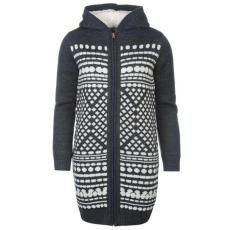 SoulCal Lined Knit női kapucnis pulóver  felső