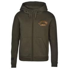 Lonsdale Zip női kapucnis pulóver  felső