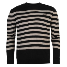 Pierre Cardin Stripe férfi kötött pulóver