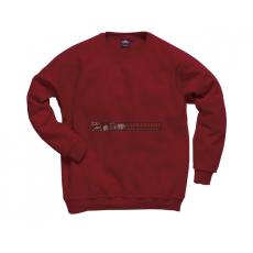 Portwest B300 Róma pulóver (gesztenyebarna)