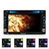 Auna Moniceiver Auna MVD-480,DVD,CD,MP3,USB,SD,HD,AUX,bluetooth