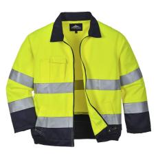 TX70 - Madrid HiVis kabát (SÁRGA L)