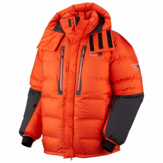Mountain Hardwear Absolute Zero Parka Túrakabát,outdoor kabát D (1459281-p_742-State Orange)