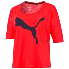 Puma The Good Life Tee Red L robbanás