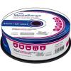 MediaRange CD-R Inkjet Printable Fullsurface 25db cakebox
