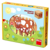 Dino fa kocka kocka - háziállatok