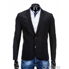 Ombre Men's Fashion Zakó M 56 fekete