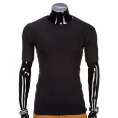 Ombre Men's Fashion Póló S 620 fekete