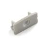 Surface-3 alumínium LED profil véglezáró elem