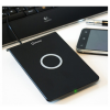Quazar Wireless Charger Plate (fekete/fekete)