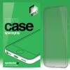Xprotector Szilikon tok Case Füstszürke ultra vékony 0.33 mm Sony Xperia X készülékhez