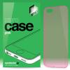 Xprotector Szilikon tok Case Pink ultra vékony 0.33 mm Sony Xperia M4 Aqua készülékhez