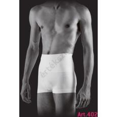 Férfi alakformáló boxer, Farmacell 402, fehér, XXL