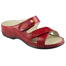 Berkemann Felia piros papucs