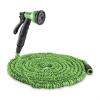 Waldbeck Water Wizard 22 flexibilis kerti locsolócső, 8 funkció, 22,5 m, zöld
